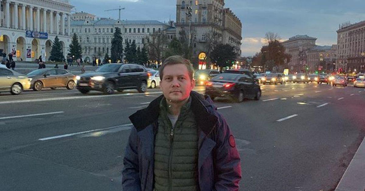 @ Instagram/Борис Корчевніков