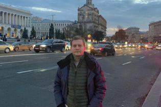 Російський пропагандист Корчевніков вільно гуляє Києвом і збирає гроші на лікарню при Лаврі