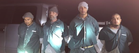 В США заключенные сбежали по виски и вернулись в тюрьму