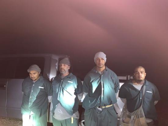 В США арештанти втекли по віскі і повернулися до в'язниці