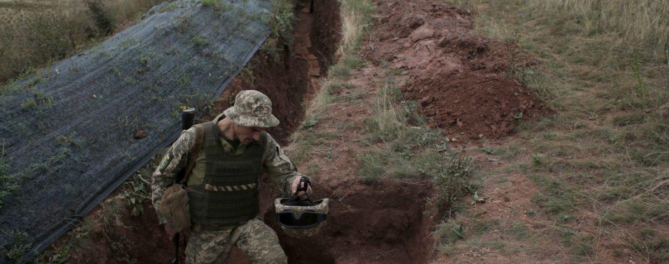 Боевики проводят артиллерийские учения в районе линии разграничения - разведка