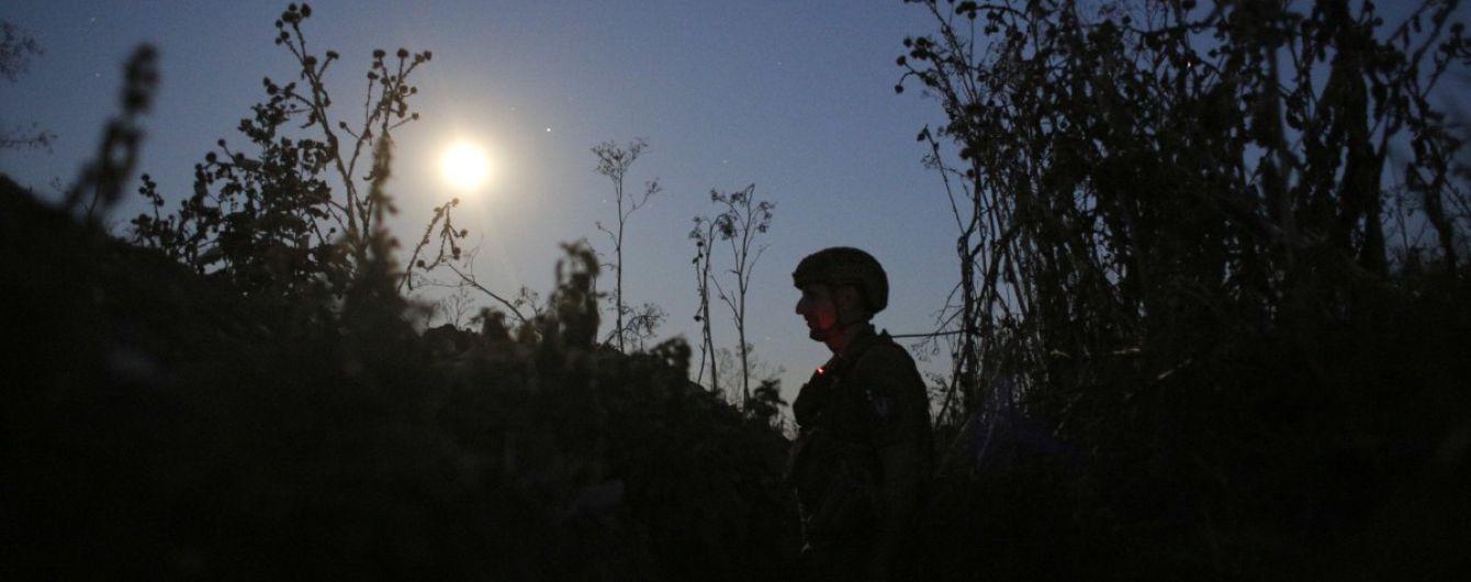 Бойовики 10 разів відкривали вогонь: четверо бійців ООС поранені