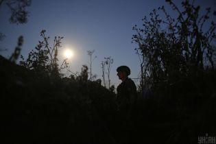 "Ситуация на Донбассе: боевики 14 раз нарушили ""режим тишины"""
