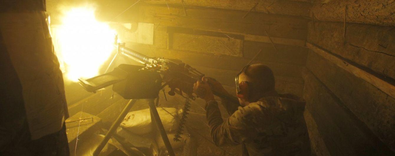 Террористы 7 раз открывали огонь: двое бойцов ООС ранены