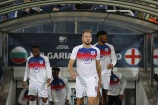 Против сборной Болгарии открыли дисциплинарное дело за расизм в матче с Англией