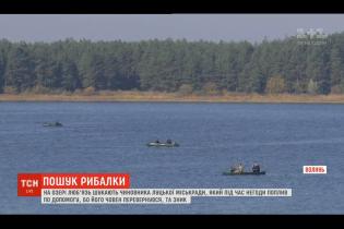 Чиновник Луцкого горсовета бесследно исчез во время рыбалки четыре дня назад: как идут поиски