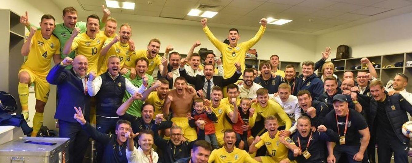 Учасники Євро-2020. Хто вийшов у фінальний турнір
