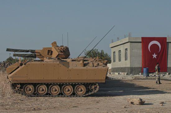 Країни-члени Євросоюзу призупиняють експорт зброї до Туреччини через її наступ у Сирії
