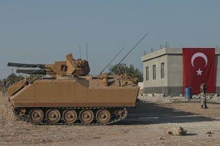 У Туреччині висунули претензії до США і Росії та пригрозили відновити наступ у Сирії