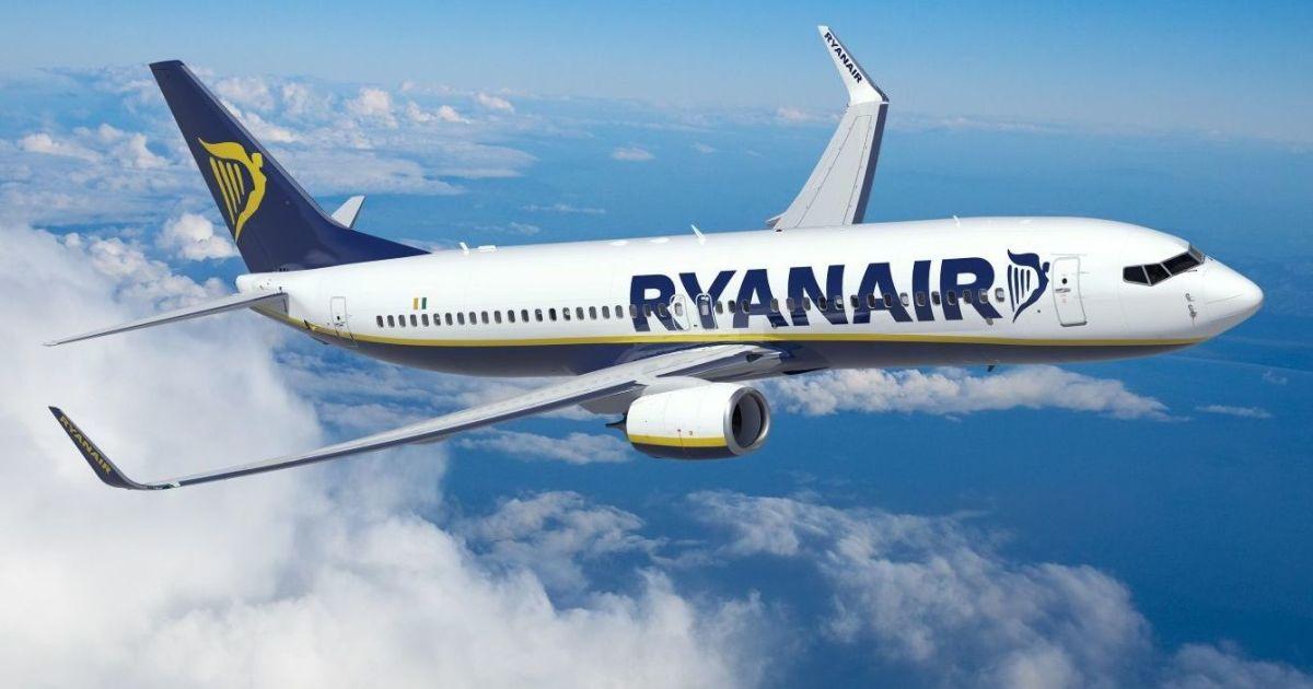 Ryanair открыла распродажу билетов на новый рейс Киев-Дублин
