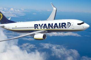Ryanair запускает новый рейс из Одессы в Краков