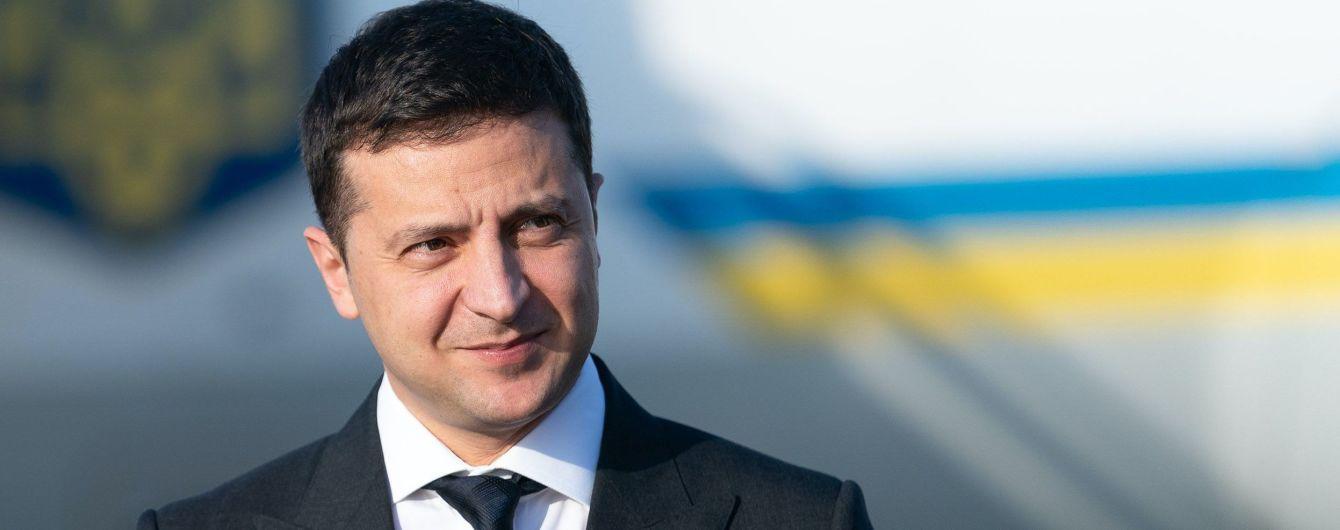 Зеленский начал официальный визит в Италию