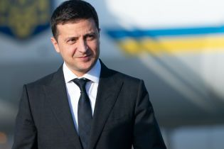 Зеленский прибыл в Латвию с официальным визитом