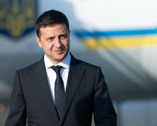 Зеленський прибув до Латвії з офіційним візитом