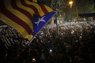 Президент Каталонии призвал официальный Мадрид к переговорам на фоне невиданных протестов