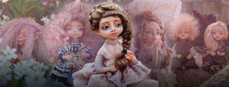 Індивідуальні риси і замовлення з Європи.  Як у Житомирі створюють авторські ляльки за сотні доларів