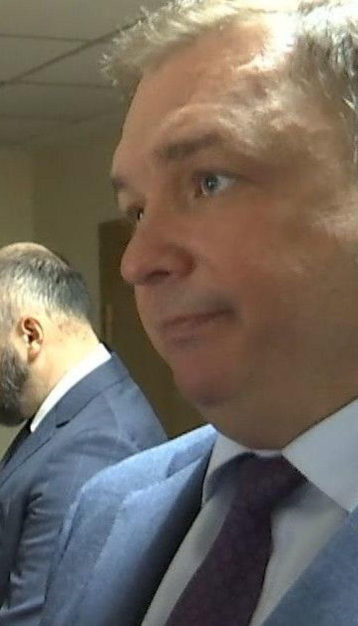 Ексголову Конституційного суду Шевчука охоронці не пустили на роботу