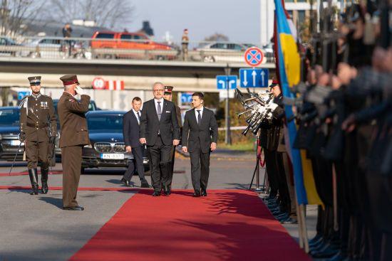 Президент Латвії прокоментував можливість повернення до України конфіскованих в ексчиновників 30 млн