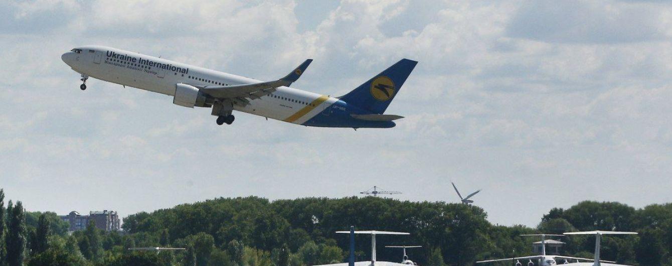 В соцсетях появилось видео падения украинского самолета в Тегеране