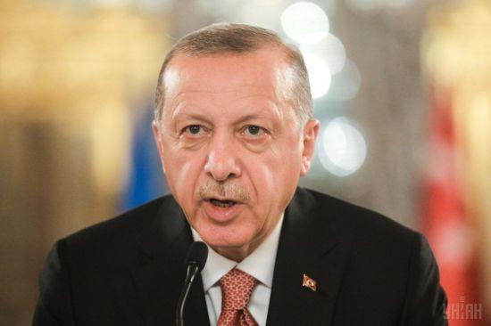 Ердоган назвав умову завершення наступальної операції Туреччини в Сирії