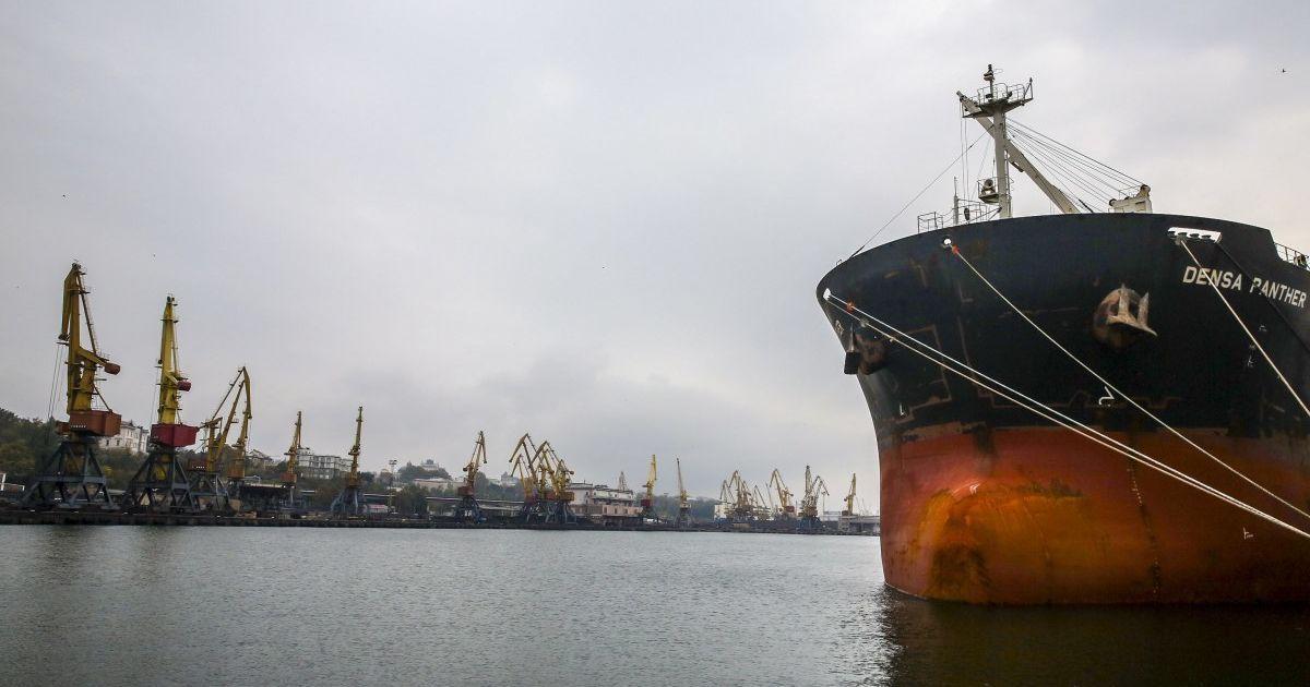 В Одеському порту шукали вибухівку: подробиці