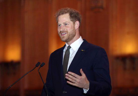 Чуттєвий принц Гаррі не стримав сльози, говорячи про маленького сина