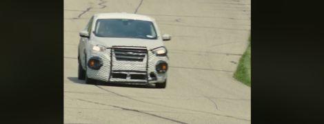 Ford впервые показал электрический кроссовер Mustang на видео