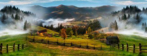 Дземброня — село, которое расположилось среди облаков