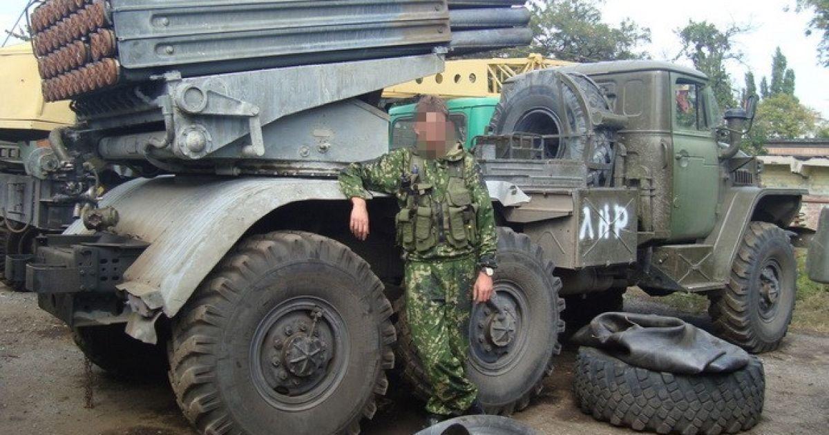 """СБУ впіймала бойовика """"ЛНР"""", який обстрілював аеропорт у Луганську"""