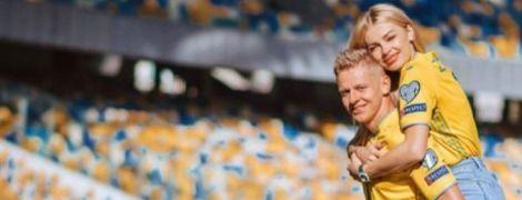 """""""Коли відчув конкуренцію"""". Зінченко освідчився своїй дівчині після її фото з Роналду"""