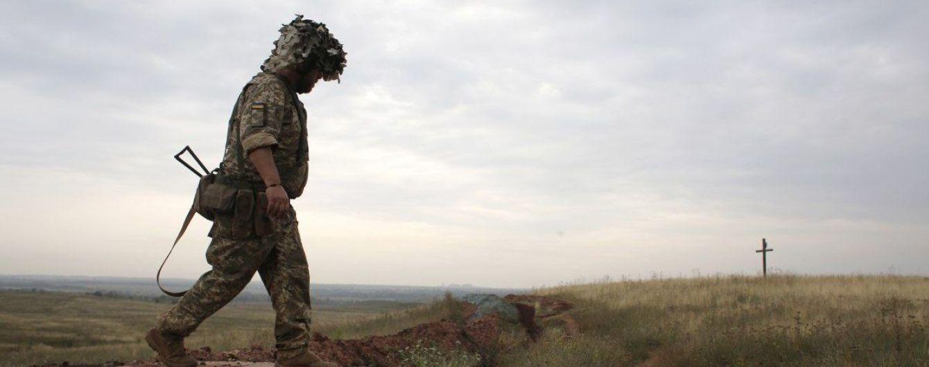 Террористы 15 раз открывали огонь: двое бойцов ООС ранены