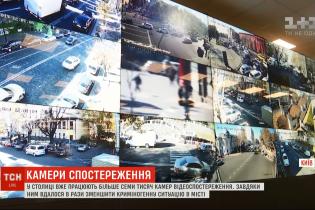 Всевидящее око. Как камеры видеонаблюдения помогают предотвращать и раскрывать преступления в Киеве
