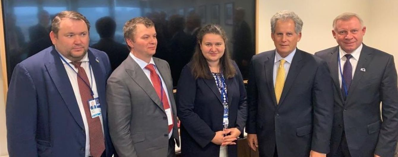 Українська делегація провела в США перші переговори щодо нової програми з МВФ