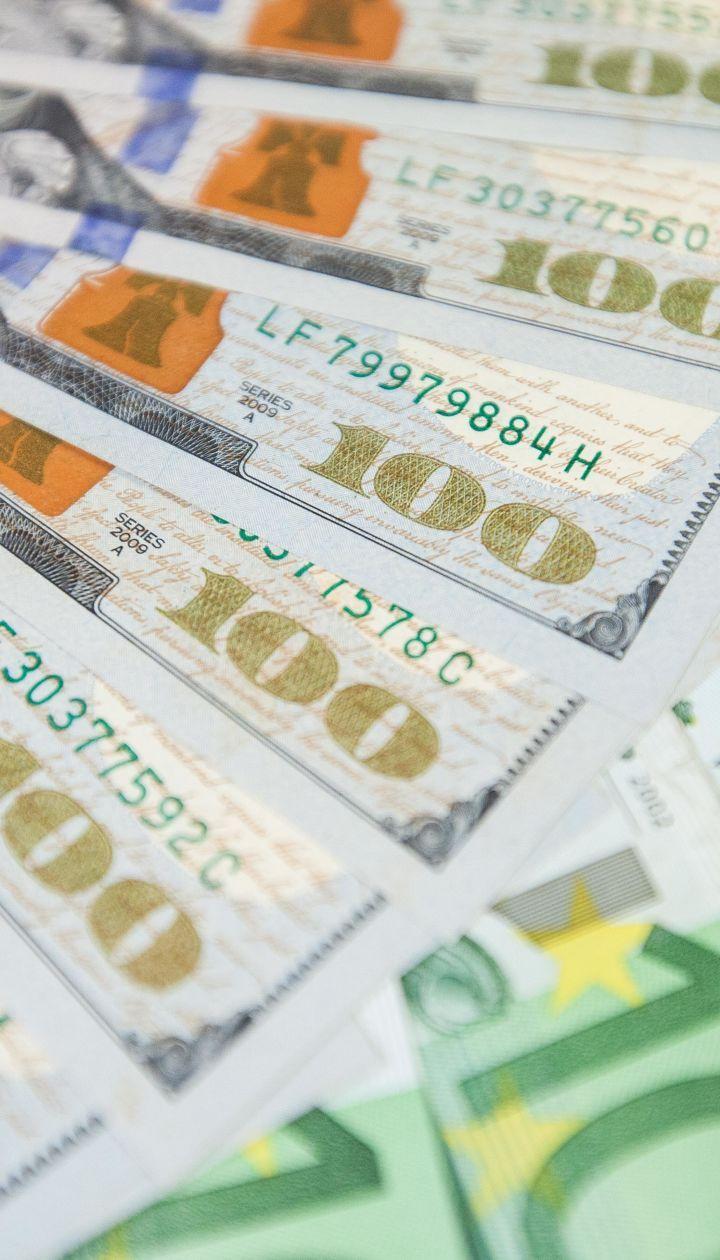 Валюта дорожчає. Котирування долара вперше від вересня перевалили за 25 гривень