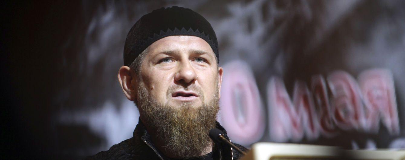 Конфликт Кадырова и Зеленского: глава Чечни ждет новых извинений, а у президента решили не реагировать