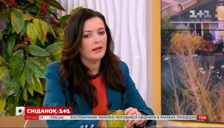 Міністр охорони здоров'я Зоряна Скалецька пояснює, яка ситуація склалася в міністерстві