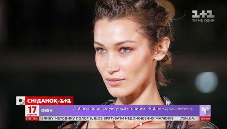 Известный британский пластический хирург назвал супермодель Беллу Хадид самой красивой женщиной в мире