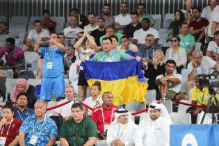 Сборная Украины завоевала три медали на Всемирных пляжных играх