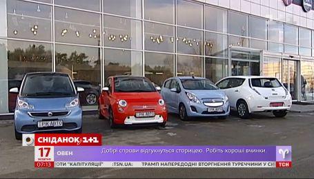 В Украине растет спрос на электрокары - Экономические новости