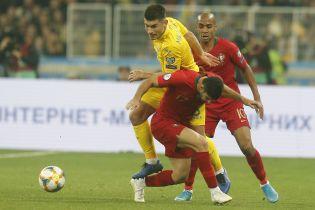 УЕФА включил Малиновского в символическую сборную недели в отборе к Евро-2020
