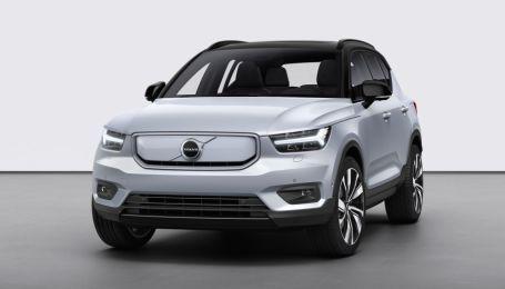 Первый электрокар Volvo пустят в продажи за $50 тысяч