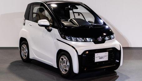Toyota представила свой первый электрокар нового поколения