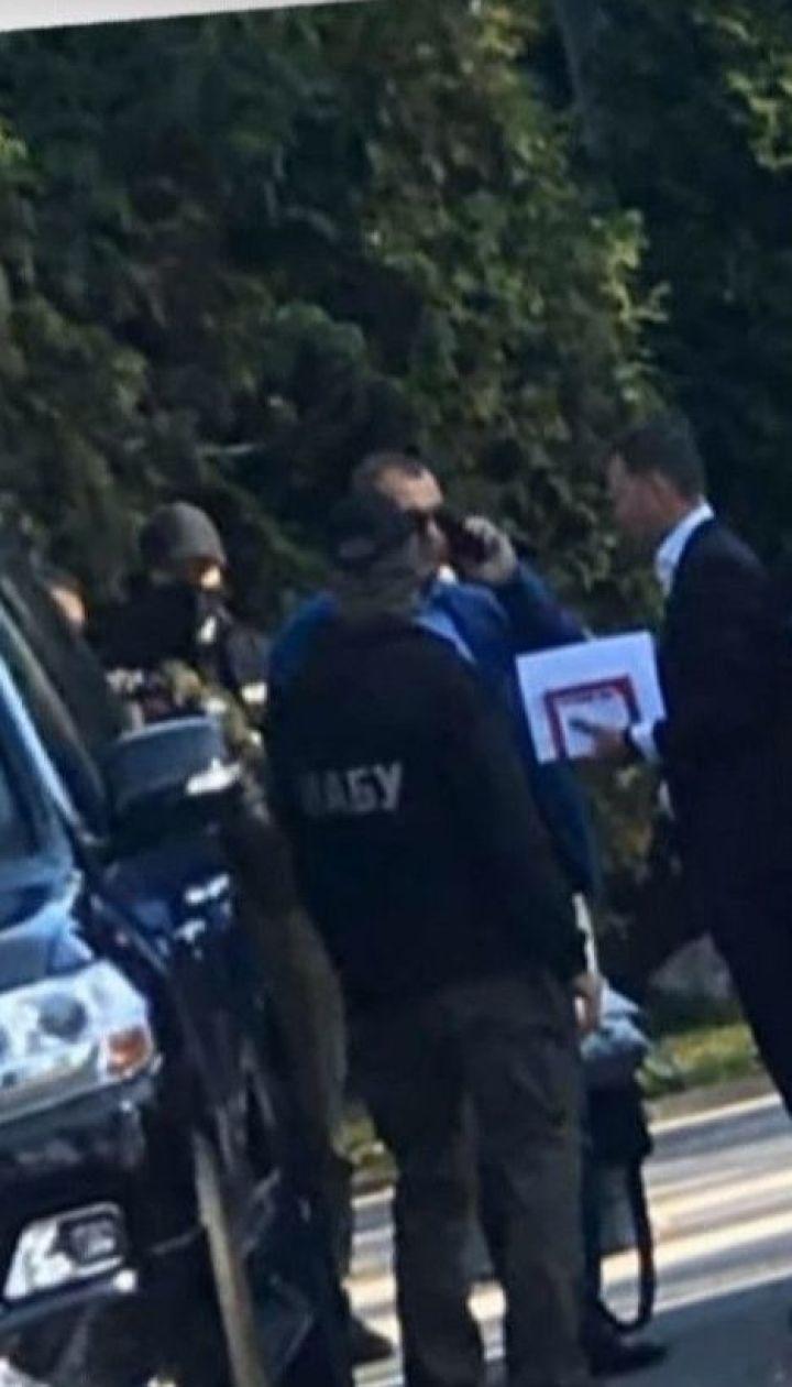 НАБУ затримало колишнього заступника секретаря РНБО Олега Гладковського