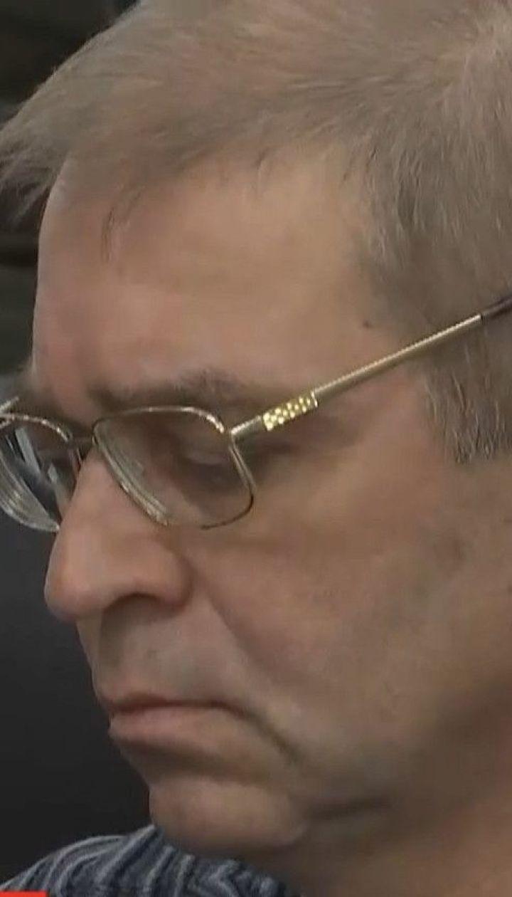 Сергій Пашинський іще щонайменше на 1 добу залишається під вартою
