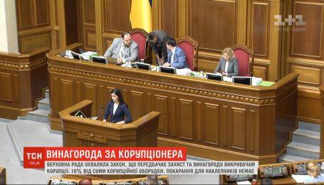 """Депутати нещадно критикують закон про """"полювання на корупціонерів"""""""