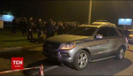 В Днепре убили 27-летнего водителя Mercedes