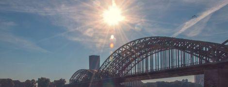Киевлянин установил рекорд по созерцанию солнца незащищенным глазом