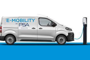 Peugeot-Citroen выпустит пару электрических фургонов