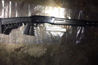 Резонансное убийство в Днепре: полиция задержала подозреваемого с гладкоствольным ружьем