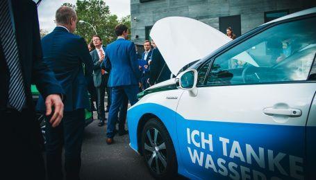 Немецкое BMVI вбрасывает 23,5 миллиона евро в водородные авто